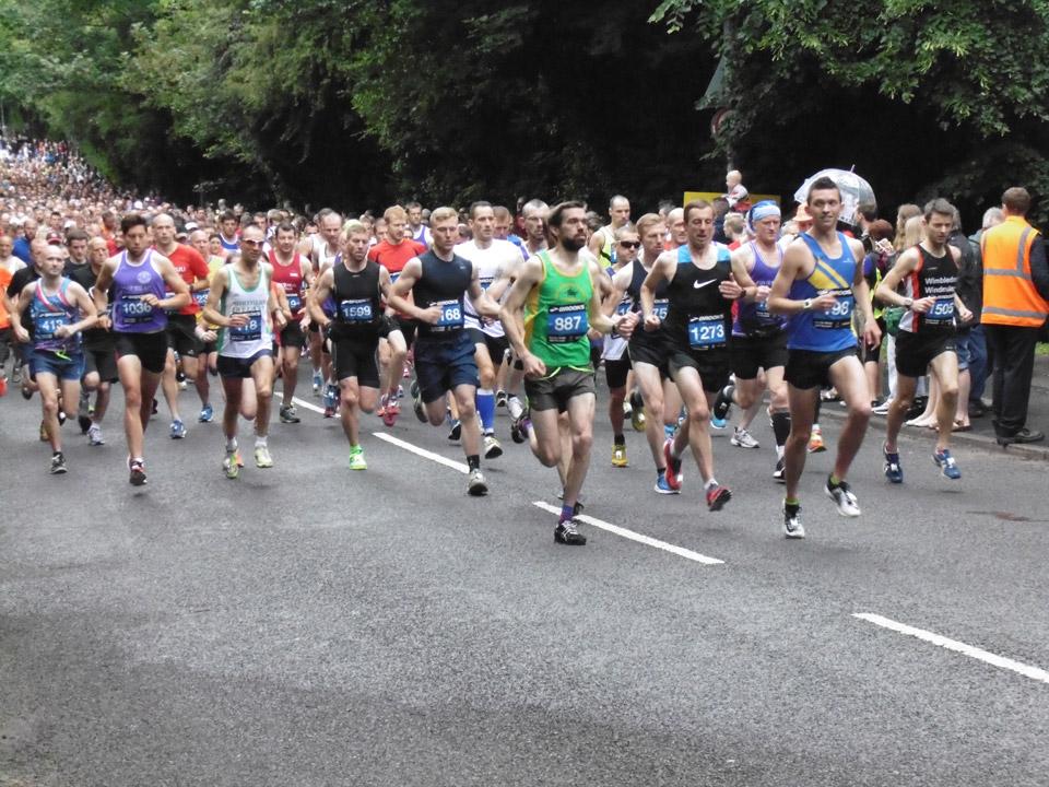 Humber Bridge Half Marathon 2015