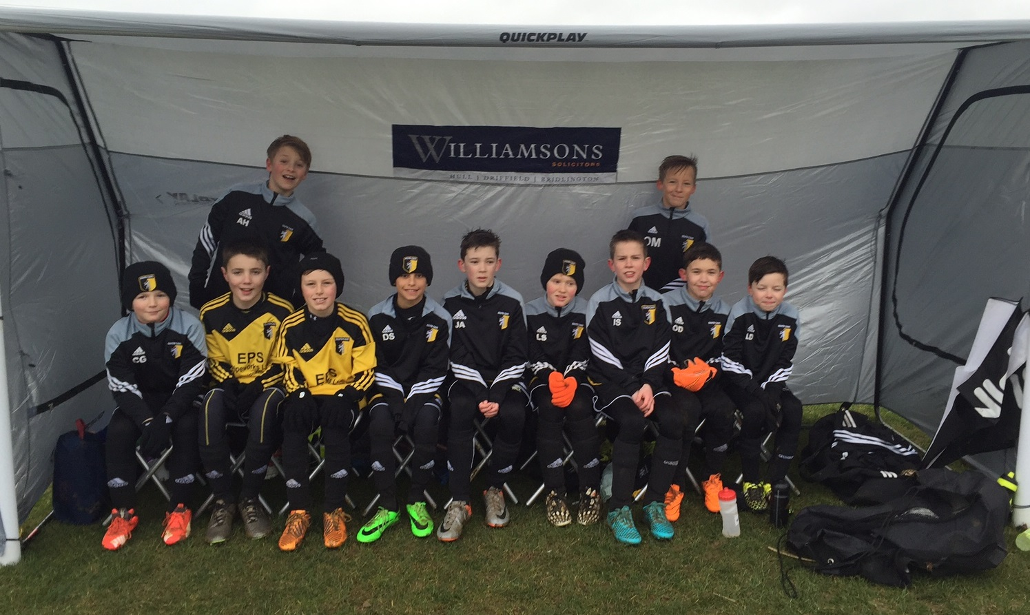 South Cave Tigers U11's photo