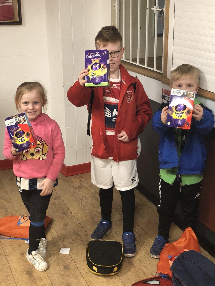 Easter Egg Appeal Children from Hull KR