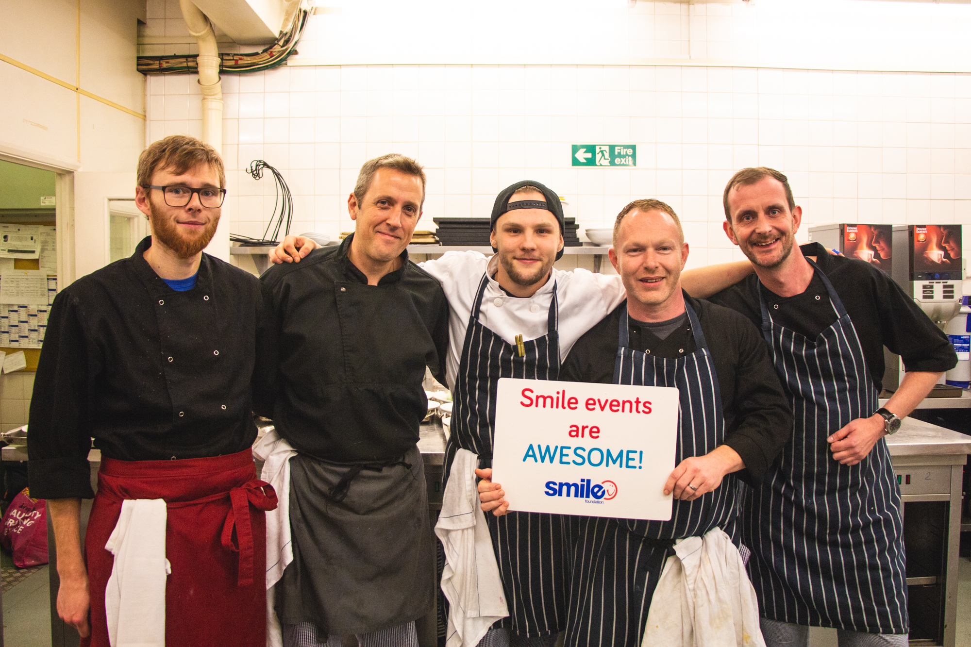 Sargent Electrical's Kitchen Team