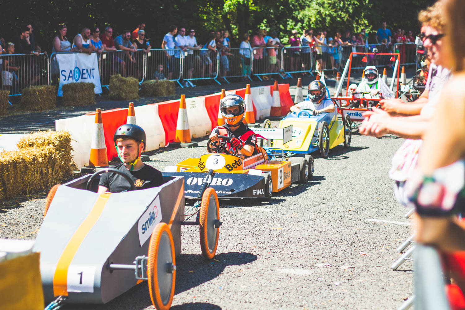 HUMBER BRIDGE SOAPBOX DERBY 2019