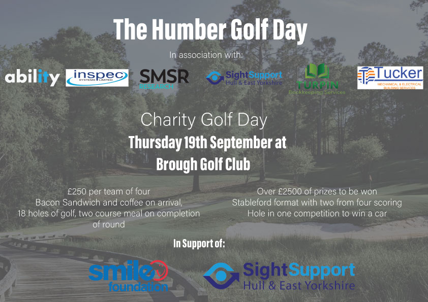 The Humber Golf Day