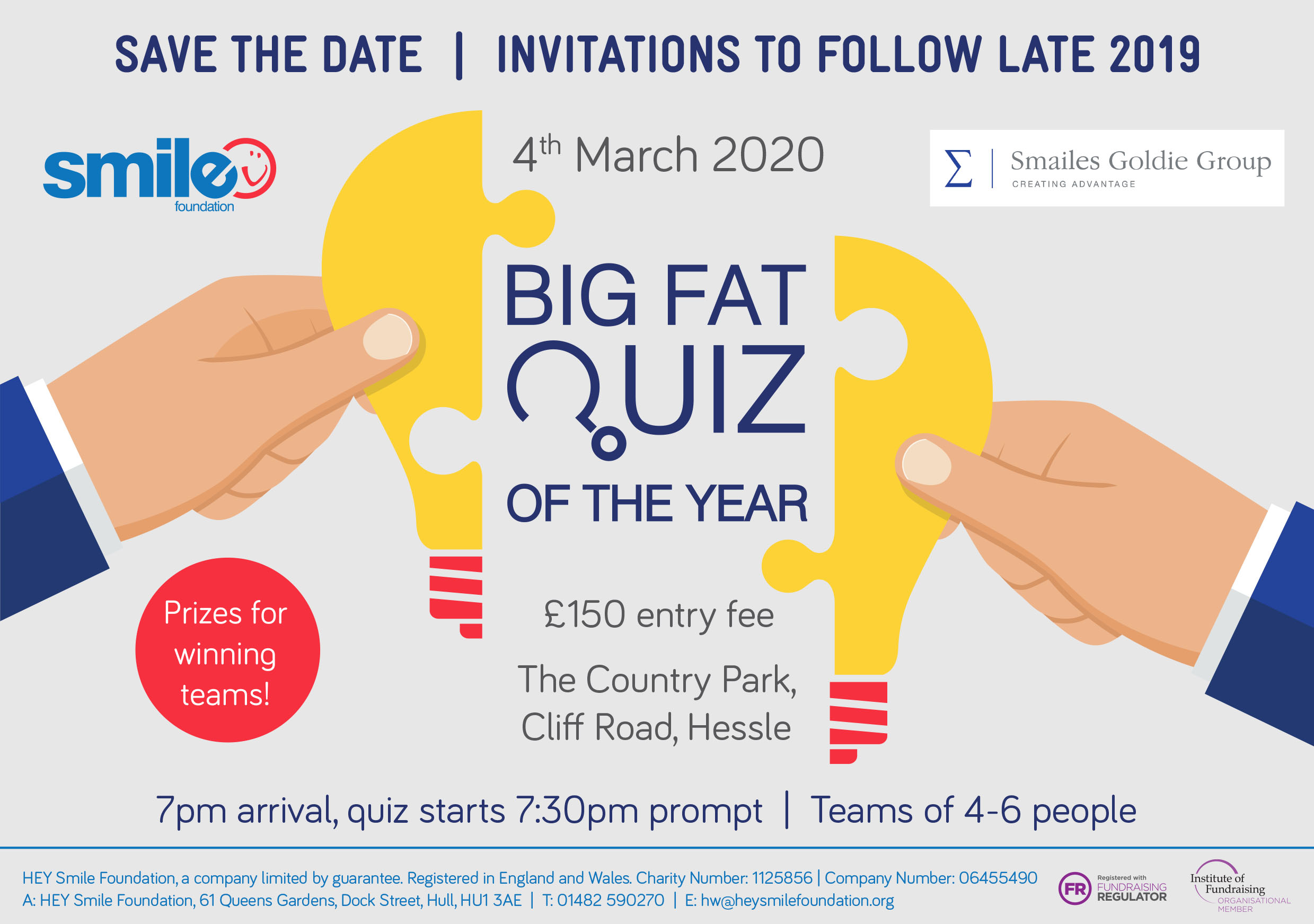 SMAILES GOLDIE BIG FAT QUIZ OF THE YEAR 2020